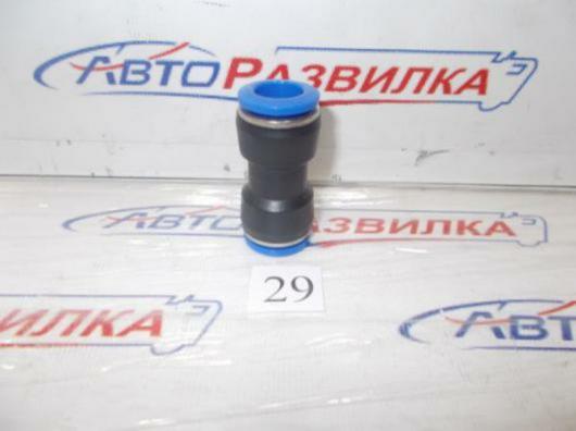 Фитинг прямой 12 мм PUC 12