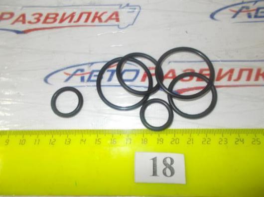 Р/к фланцевых колец НШ- 10Е,32У,32А МТЗ,ЮМЗ,Т-40 6418, 201
