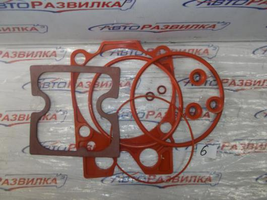 Р/к двигателя для а/м КАМАЗ на 1 цил (прокладка гол,кольцо мас,кольца гильзы) (6 наим) 740-1002003У