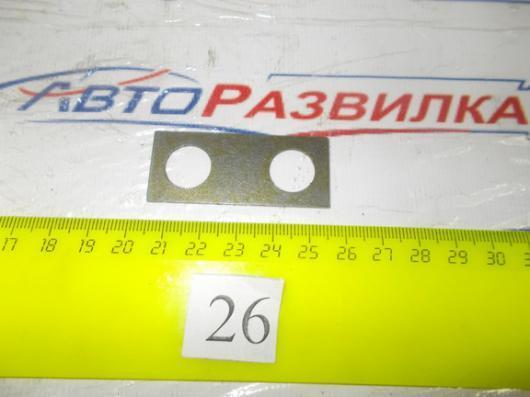 Пластина 72-2308013 стопорная редуктора ПВМ МТЗ