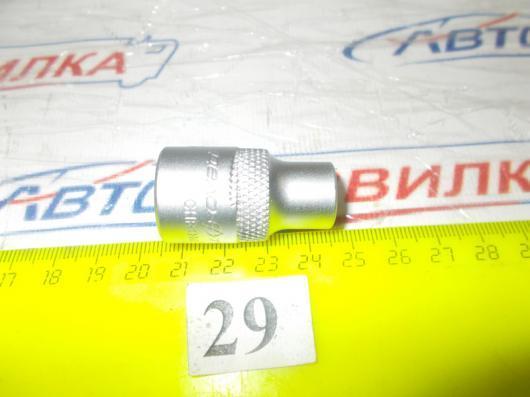 Головка 10мм 12 гранная 77610