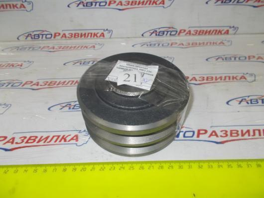 Шкив привода вентилятора ЯМЗ 236-1308025-В3 2-х ручьевый