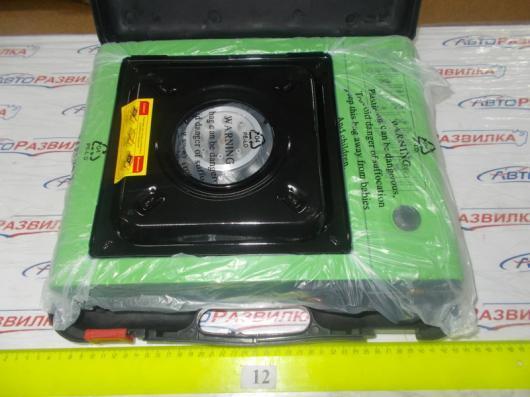 Плитка портативная газовая в кейсе AT35990