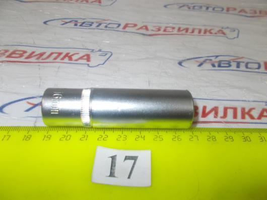 Головка 16мм 12 гранная глубокая 77916